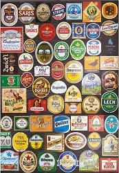 Колаж на бири -