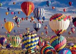 Балони - пъзел