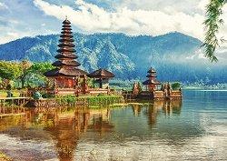 Храмът Улун-Дану, Индонезия -