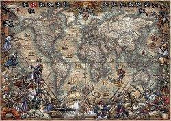 Пиратска карта -
