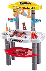 Детска работилница с инструменти - Smart Tools - Комплект за игра -