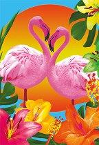 Фламинго - пъзел