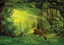 Малък елен - пъзел