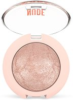 "Golden Rose Nude Look Matte & Pearl Baked Eyeshadow - Сенки за очи от серията ""Nude Look"" - сапун"