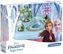 Направи си сама магическа гора - Замръзналото кралство 2 - Детски образователен комплект - раница