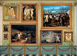 Музей на изкуството - пъзел