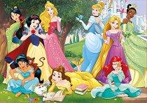 "Принцесите на Дисни - От серията ""Принцесите на Дисни"" - пъзел"
