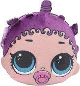 """Плюшено портмоне - Lil Roller Sk8er - Детски аксесоар от серията """"L.O.L Surprise"""" -"""