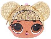 """Плюшено портмоне - Queen Bee - Детски аксесоар от серията """"L.O.L Surprise"""" -"""