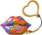 """Ключодържател звучна целувка - Glitz'n'Glam Kiss - От серията """"S.W.A.K."""" - играчка"""