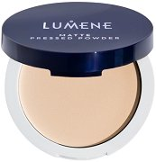 Lumene Matte Pressed Powder - Матираща компактна пудра за лице - крем