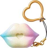 """Ключодържател звучна целувка - Unicorn Sparkle Kiss - От серията """"S.W.A.K."""" - чанта"""