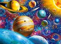 """Слънчевата система - Пъзел от серията """"Castorland: Premium"""" : Ейдриан Честърман (Adrian Chesterman) -"""