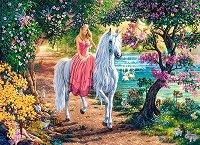 """Тайният път - Пъзел от серията """"Castorland: Premium"""" -"""