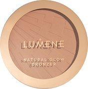 Lumene Natural Glow Bronzer - Бронзираща пудра за лице - спирала