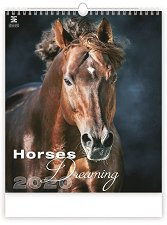 Стенен календар - Horses Dreaming 2020 -