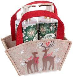 Vivian Gray Natural Christmas - Подаръчен комплект с козметика за ръце - продукт