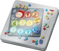 Числата - Детски комплект с магнити - играчка