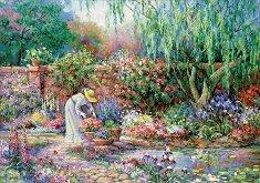 Нейната градина -