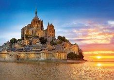 Мон Сен Мишел, Франция -