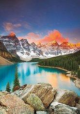 Езеро Морейн, Канада - пъзел