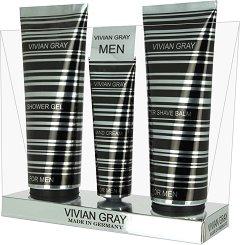 Vivian Gray Men Gift Set - Подаръчен комплект с козметика за мъже - продукт