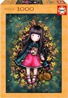 """Есенни листа - От колекцията """"Gorjuss Santoro"""" -"""