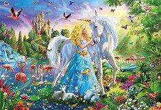 Принцесата и еднорога -