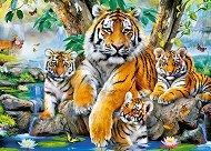 Тигри на брега на поток - Хауърд Робинсън (Howard Robinson) - пъзел