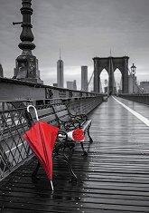 """Бруклински мост - От колекцията """"Black and White"""" - пъзел"""