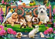 Домашни любимци в парка - Хауърд Робинсън (Howard Robinson) - пъзел