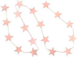 Гирлянд от филц - Звезди - С дължина 2.30 m