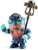 "Пират - Gnomus & Ze cage - Детска фигурка от серията ""Arty Toys"" -"