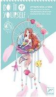 Направи сама капан за сънища - Gentle Mermaid - творчески комплект