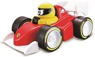 Пит стоп - Ferrari -