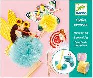 Изтъчи сама - Fairy Pompoms - Творчески комплект -