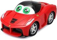 Кола с дистанционно управление - Ferrari - играчка