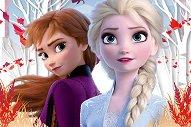 """Омагьосаният свят на Анна и Елза - От серията """"Замръзналото кралство 2"""" - пъзел"""
