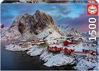Лофотенски острови, Норвегия -