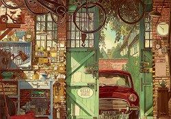 Старовремски гараж - Арли Джоунс (Arly Jones) - пъзел