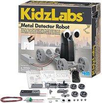 Детектор за метал - Робот - играчка