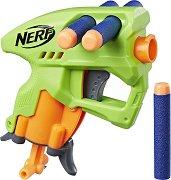 """Бластер - Nanofire - От серията """"Nerf N-Strike"""" - играчка"""