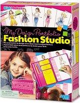 Модно студио - хартиен модел