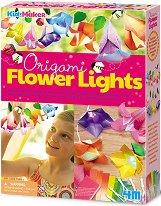 Направи сама светещи цветя - творчески комплект