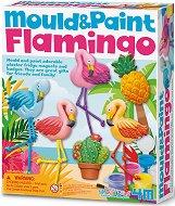 Направи сам магнити - Фламинго - Творчески комплект -