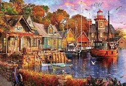 Пристанище по залез -