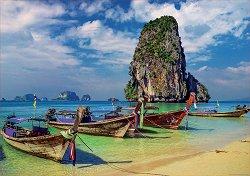 Краби, Тайланд - пъзел
