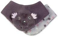 Бебешки шал тип триъгълна кърпа - Коала -