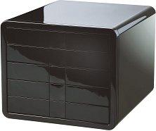 Кутия за документи с 5 чекмеджета - i-Liner - С размери 29.5 / 24.7 / 35.5 cm