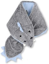 Бебешки шал - Дино - С дължина 80 cm -